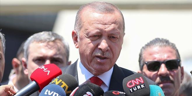 Erdoğan'dan Diyarbakır'daki saldırıyla ilgili açıklama