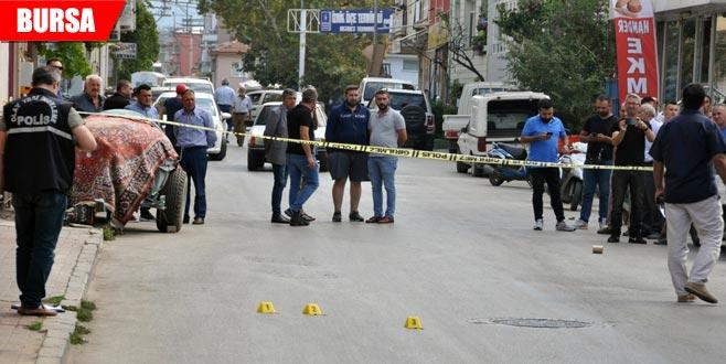 Tartışmanın sonunda silahlar konuştu: Yaralılar var