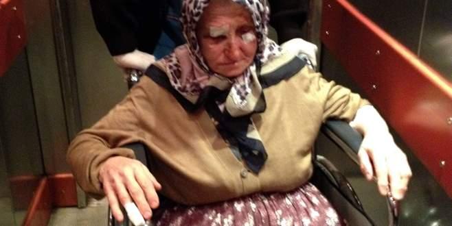 Bursa'da hırsız dehşeti
