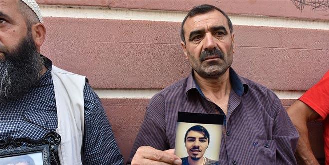 'PKK'yı lanetliyorum, çocuklarımızı bıraksın'
