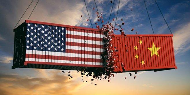 Çin ABD'yeresti çekti 'korkmuyoruz'