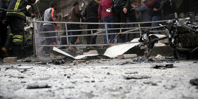 Çobanbey'de bombalı saldırı: 12 sivil hayatını kaybetti