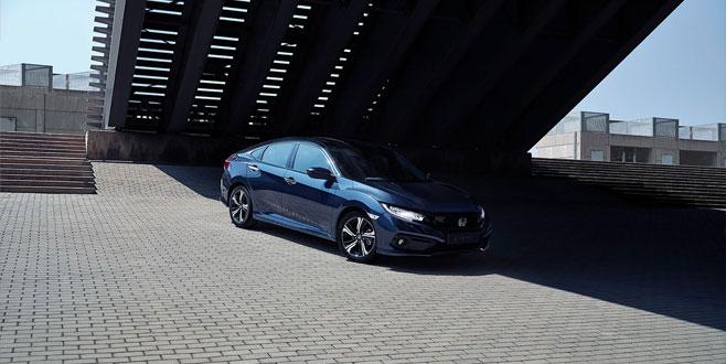 Yeni Civic Sedan İnallar'da Satışa Sunuldu!