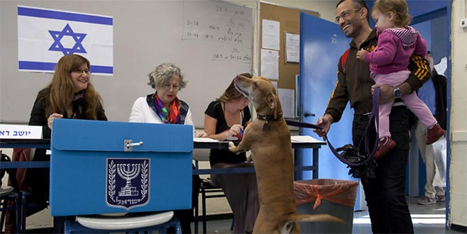İsrail'de kritik seçim