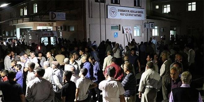 Kulp'taki saldırıyla ilgili 5 kişi tutuklandı