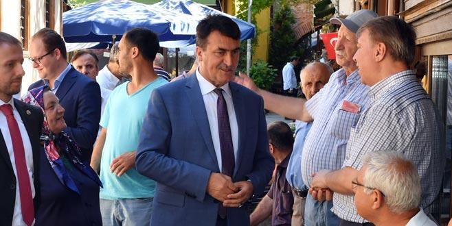 Başkan Dündar'dan 'Tahtakale' açıklaması