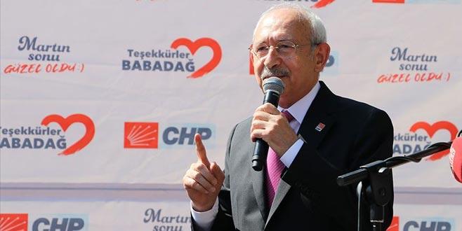 Kılıçdaroğlu: Türkiye bölgenin en güçlü ülkesidir