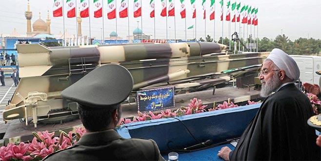 İran hedefte