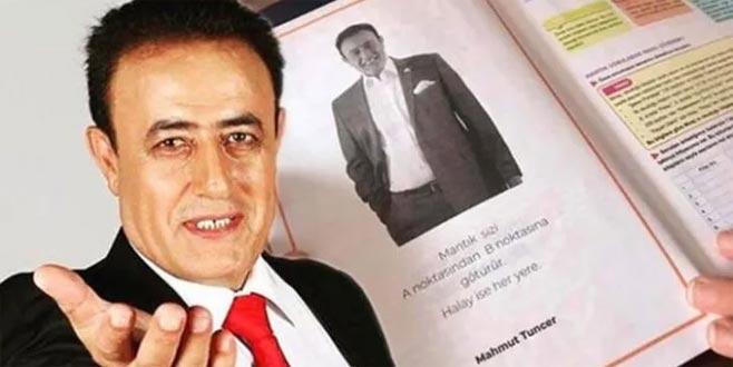 Test kitabına giren Mahmut Tuncer sessizliğini bozdu