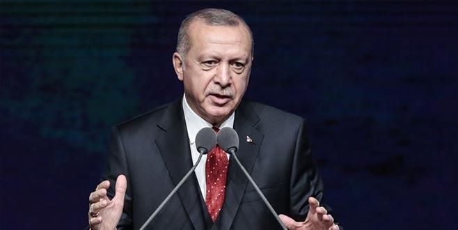 Erdoğan: Bazı üniversiteler hâlâ beklediğimiz yere ulaşamadı