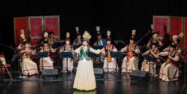 Bursa'da 'Kazak' rüzgârı