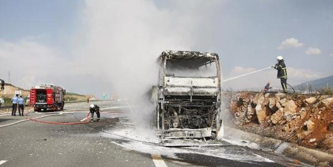 İşte otobüs yangınlarının ana sebepleri