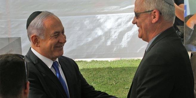 Netanyahu'yaşartlı destek