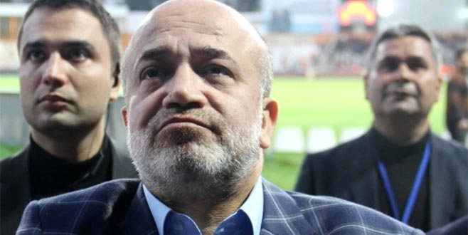 Murat Sancak yeniden başkan