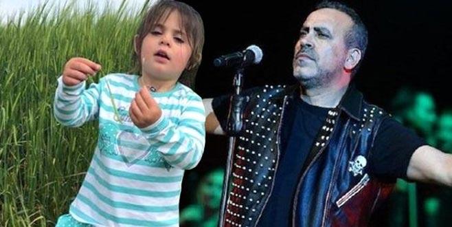 Baba, katil zanlısından şikayetçi olmayınca ünlü şarkıcı devreye girdi