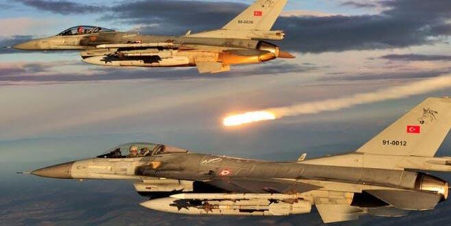 TSK ve MİT'ten Gara'da terör örgütüne darbe!
