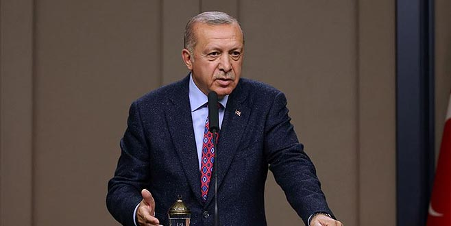 Cumhurbaşkanı Erdoğan: Bütün hazırlıklarımız tamam