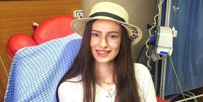 Hayatını kaybeden Neslican Tay'ın cenazesi hastaneden alındı