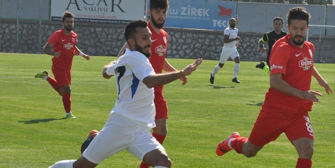 Zirve Karaca'nın: 1-0