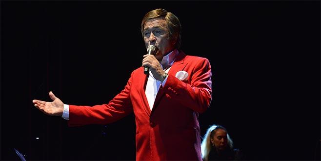 Bursa'da 'Erol Evgin 50. Yıl' konseri