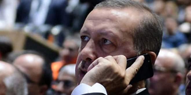 Erdoğan'dan şehit ailesine taziye telefonu