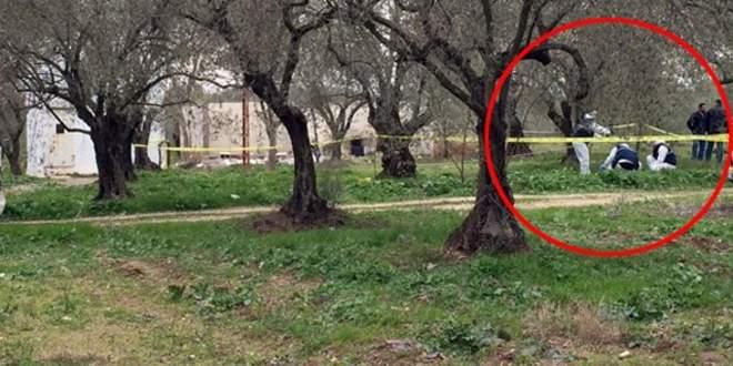 Barakada yakılmış kadın cesedi bulundu
