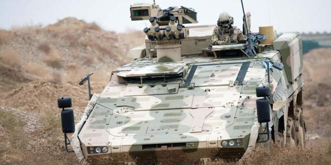 Litvanya'ya zırhlı araç yok