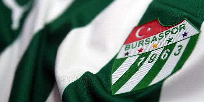 Bursaspor'a iki oyuncusundan iyi haber