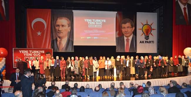 AK Parti İl Kadın Kolları'na Nihal Gökten seçildi