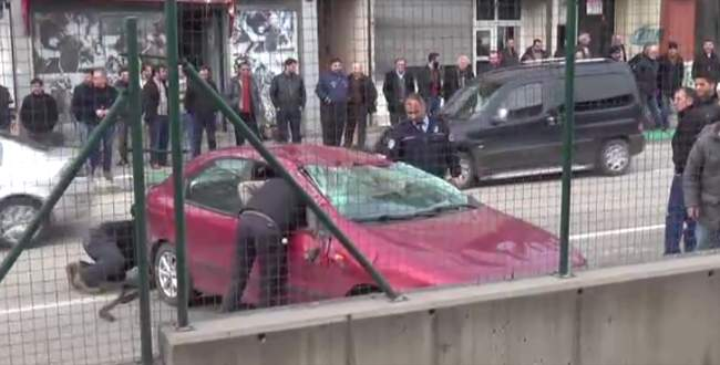 Bursa'daki kazada 'facia' teğet geçti!