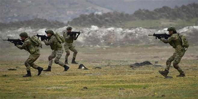 MSB: 611 PKK/YPG'li terörist etkisiz hale getirildi