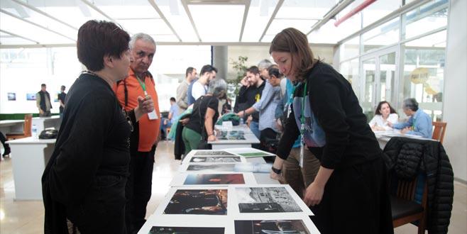 BursaFotoFest'te portfolyo değerlendirmelerine ilgi yoğun