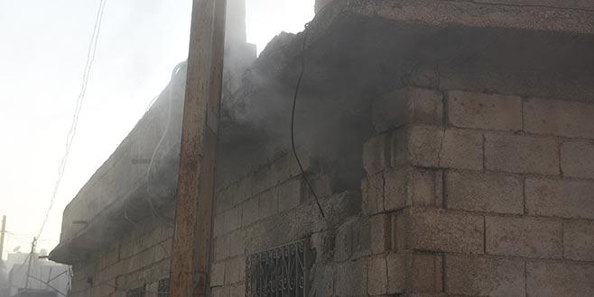 Ceylanpınar'a ve Nusaybin'e roket atıldı