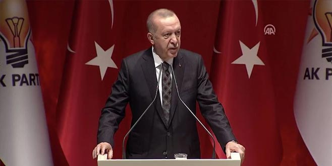 Cumhurbaşkanı Erdoğan: Şöyle siz kenarda durun...