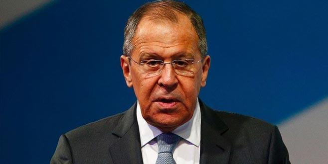 Lavrov: YPG'lilerin çekilmesi neredeyse tamamlandı