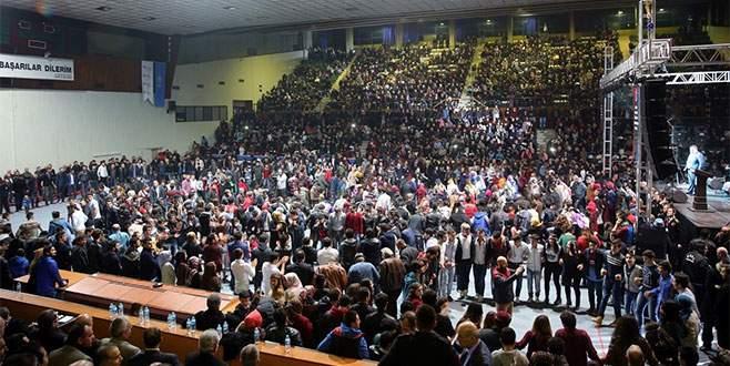 2 bin Trabzonlu horon tepti