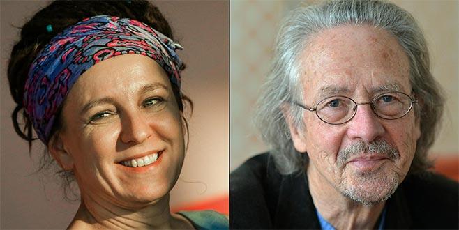 Nobel Edebiyat Ödülü bu yıl iki kez verildi