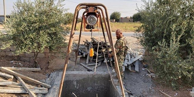 YPG/PKK'nın kazdığı tünel ortaya çıkarıldı