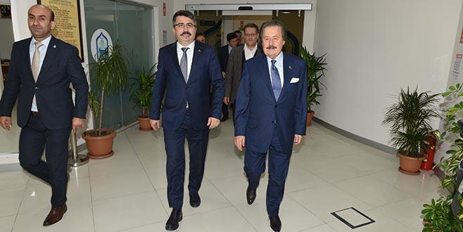Ortak paydamız Bursa