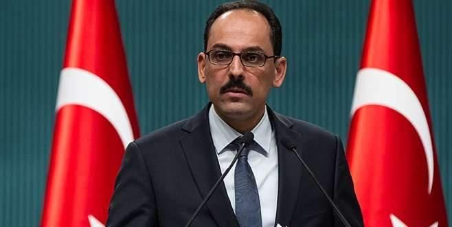'Operasyon Türkiye Cumhuriyeti Devleti'nin kendi kararıdır'