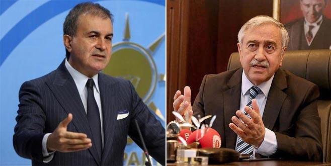 AK Parti'den KKTC Cumhurbaşkanı'na tepki