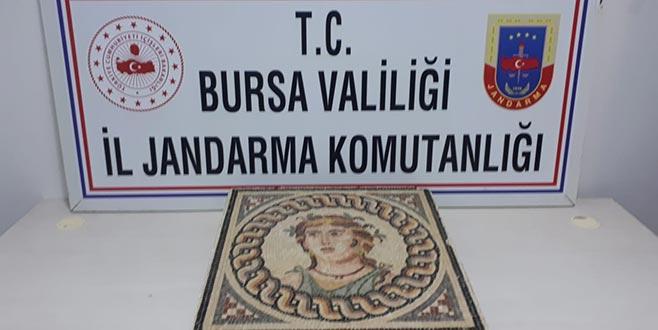 Değeri 100 bin dolar! Bursa'da ele geçirildi