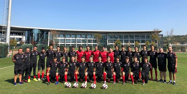Genç Milliler'de 6 Bursasporlu