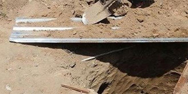 Diri diri gömülen kız çocuğu mezardan sağ çıktı