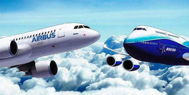 AB'ye 7,5 milyar dolarlık Airbus cezası