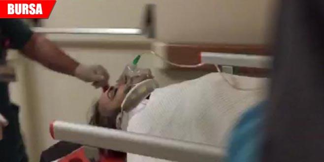 3'üncü katın penceresinden atlayan kadın, ağır yaralandı