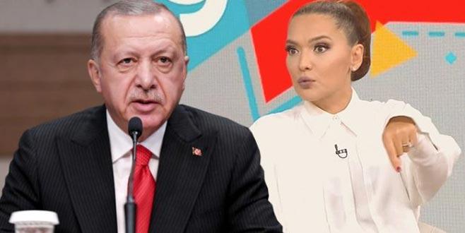 Canlı yayında anlattı: O özelliğim Erdoğan'ı bile şaşırttı