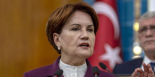 Akşener partisinin grup toplantısında konuştu