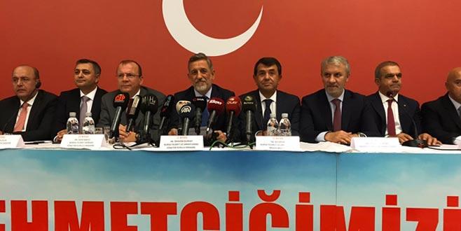 Bursa'dan Barış Pınarı'na destek