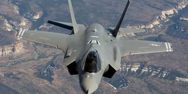 İsrail F-35 uçağı alıyor